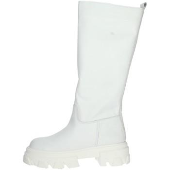 Topánky Ženy Čižmy do mesta Marlena 200 White