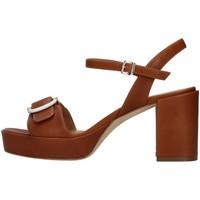 Topánky Ženy Sandále Tres Jolie 2084/NORA BROWN