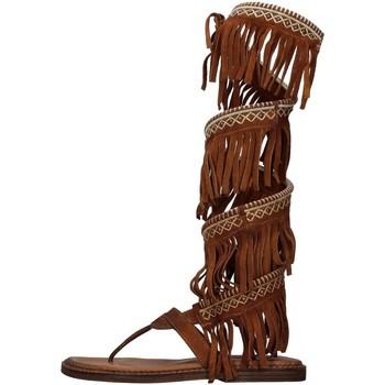 Topánky Ženy Sandále Zoe INCAS04 BROWN
