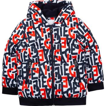 Oblečenie Chlapci Vyteplené bundy Aigle AMELIA Viacfarebná