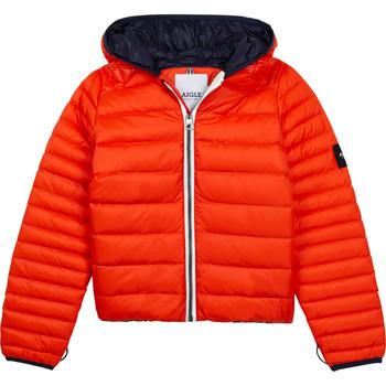 Oblečenie Deti Vyteplené bundy Aigle ANITA Oranžová