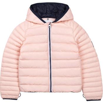 Oblečenie Dievčatá Vyteplené bundy Aigle ANITA Ružová