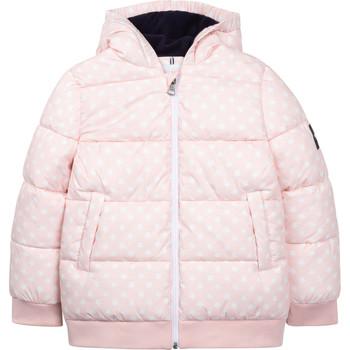 Oblečenie Dievčatá Vyteplené bundy Aigle SOLILA Ružová