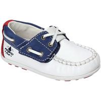 Topánky Deti Mokasíny Primigi 3414411 Biely