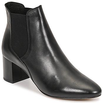 Topánky Ženy Čižmičky Betty London PANDINOU Čierna
