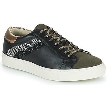 Topánky Ženy Nízke tenisky Betty London PITINETTE Čierna