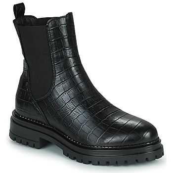 Topánky Ženy Polokozačky Betty London PEDRO Čierna