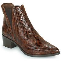 Topánky Ženy Čižmičky Betty London PERDRI Hnedá