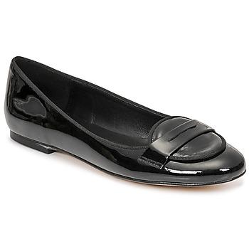 Topánky Ženy Balerínky a babies Betty London OVINOU Čierna