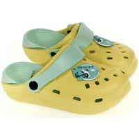 Topánky Deti Nazuvky John-C Detské žlté crocsy ELLI 24-29 žltá