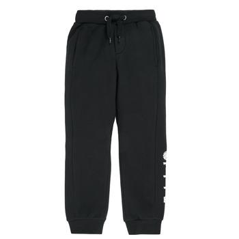 Oblečenie Chlapci Tepláky a vrchné oblečenie Timberland AGNET Čierna
