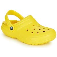 Topánky Nazuvky Crocs CLASSIC LINED CLOG Žltá