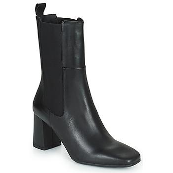 Topánky Ženy Čižmičky Betty London PASTILLE Čierna