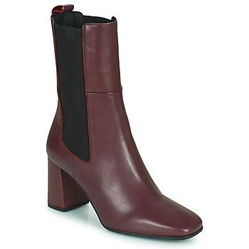 Topánky Ženy Čižmičky Betty London PASTILLE Bordová