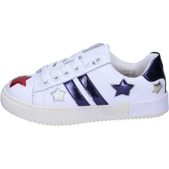Topánky Dievčatá Nízke tenisky Holalà BH13 Biela