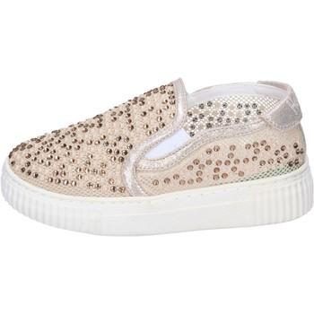 Topánky Dievčatá Slip-on Holalà BH17 Béžová