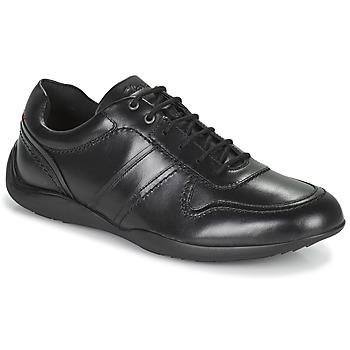 Topánky Muži Derbie Clarks KONRAD LACE Čierna
