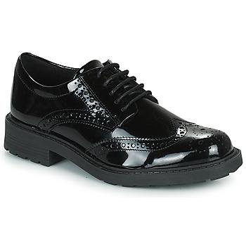 Topánky Ženy Derbie Clarks ORINOCO2 LIMIT Čierna