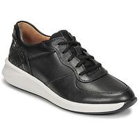Topánky Ženy Nízke tenisky Clarks UN RIO SPRINT Čierna