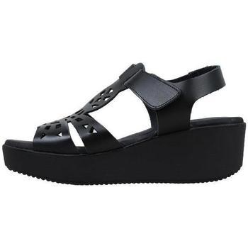 Topánky Ženy Sandále Amanda  Čierna