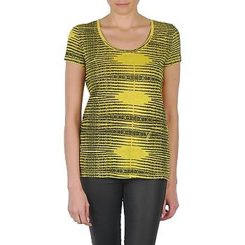 Oblečenie Ženy Tričká s krátkym rukávom Eleven Paris DARDOOT Žltá