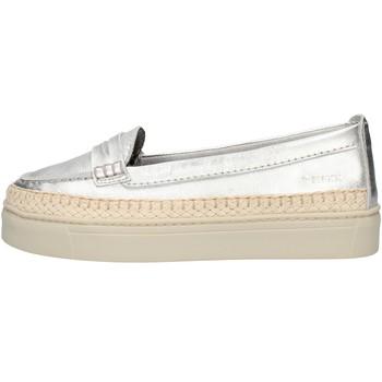 Topánky Ženy Mokasíny The Flexx DS21D102911 Silver