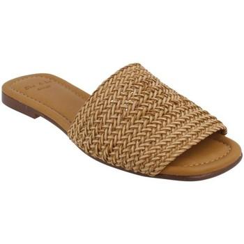 Topánky Ženy Šľapky She - He  Beige