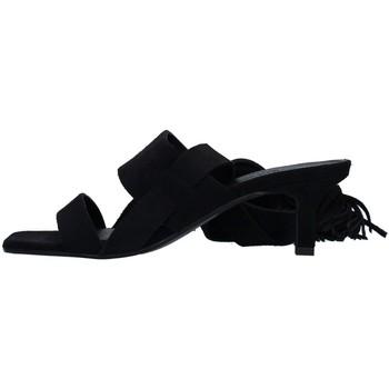 Topánky Ženy Sandále Janet&Janet 01151 BLACK