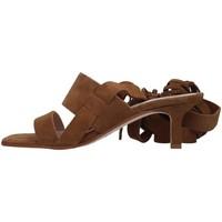 Topánky Ženy Sandále Janet&Janet 01151 BROWN