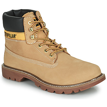 Topánky Muži Polokozačky Caterpillar COLORADO 2.0 Béžová