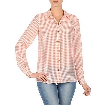 Oblečenie Ženy Košele a blúzky Manoush CHEMISE ML ALIZE Ružová