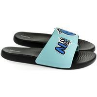 Topánky Ženy športové šľapky Wink Dámske modré šľapky  ALOHA modrá