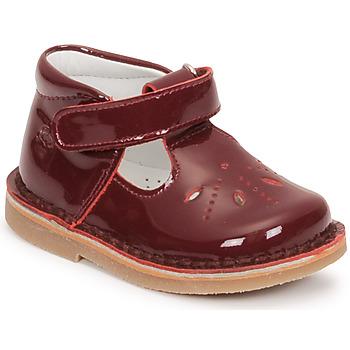 Topánky Dievčatá Balerínky a babies Citrouille et Compagnie NEW 20 Bordová