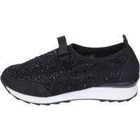 Topánky Dievčatá Slip-on Holalà BH23 Čierna