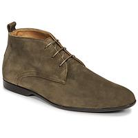 Topánky Muži Polokozačky Carlington EONARD Kaki