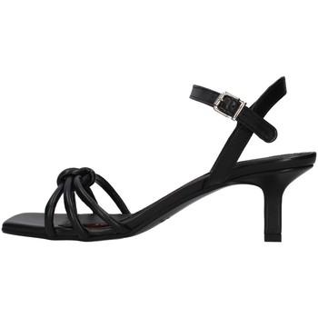 Topánky Ženy Sandále Janet&Janet 01152 BLACK