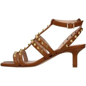 Topánky Ženy Sandále Janet&Janet 01150 BROWN