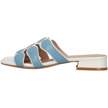 Topánky Ženy Šľapky Luciano Barachini GL292O WHITE