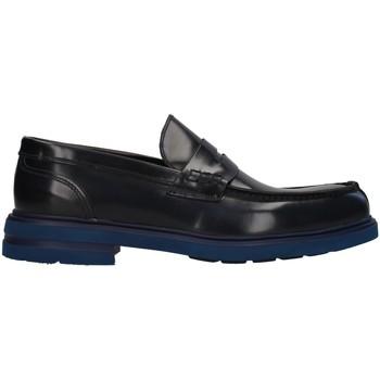Topánky Muži Mokasíny Antony Sander 100 BLUE