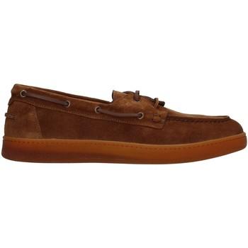 Topánky Muži Mokasíny Rossano Bisconti 463-03 BROWN