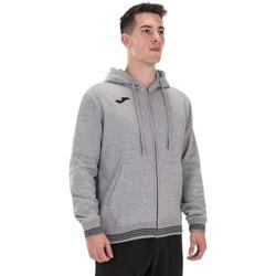 Oblečenie Muži Vrchné bundy Joma Veste  Campus III line gris melangé