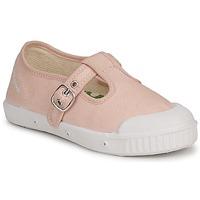 Topánky Deti Nízke tenisky Springcourt MS1 CLASSIC K1 Ružová