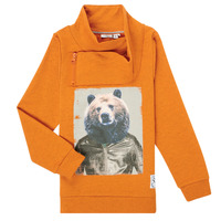 Oblečenie Chlapci Mikiny Name it NKMKUVAU LS SWE Oranžová