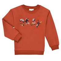 Oblečenie Dievčatá Mikiny Name it NKFOCALI LS SWEAT Červená