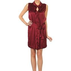 Oblečenie Ženy Krátke šaty Lola ROSE ESTATE Bordová
