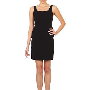 Oblečenie Ženy Krátke šaty Lola RITZ DOPPIO Čierna