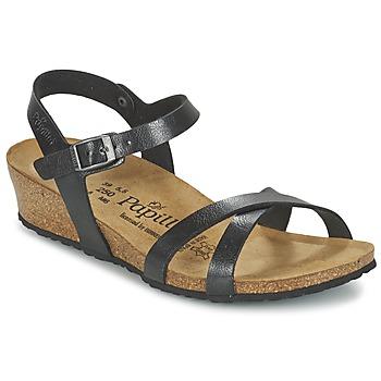 Topánky Ženy Sandále Papillio ALYSSA čierna