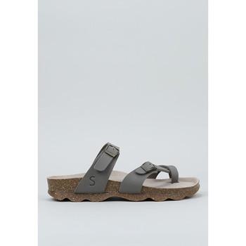 Topánky Ženy Šľapky Senses & Shoes  Kaki