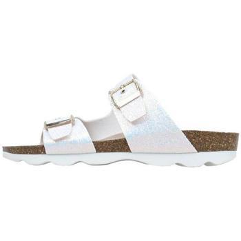 Topánky Ženy Šľapky Senses & Shoes  Biela