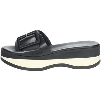 Topánky Ženy Šľapky Repo 62114-E1 Black/White